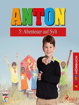 cover image of Anton, 5