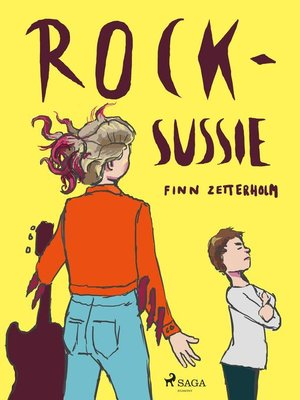 cover image of Rock-Sussie