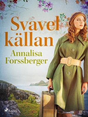 cover image of Svavelkällan