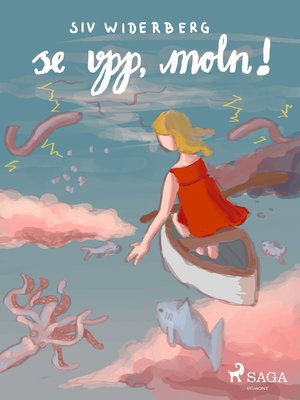 cover image of Se upp, moln!