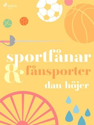 cover image of Sportfånar & fånsporter