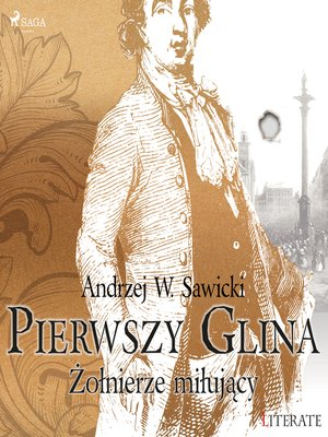 cover image of Pierwszy Glina