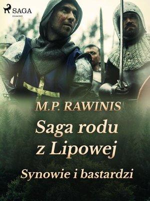 cover image of Saga rodu z Lipowej 4