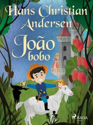 cover image of João bobo