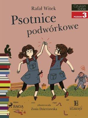 cover image of Psotnice podwórkowe