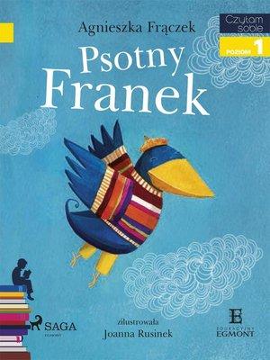 cover image of Psotny Franek