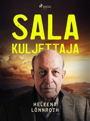cover image of Salakuljettaja