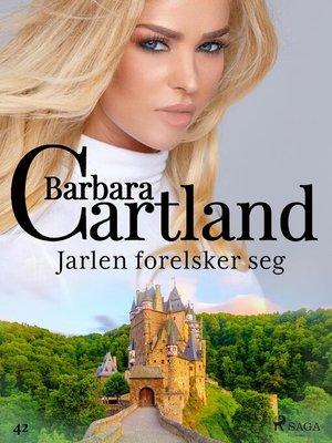 cover image of Jarlen forelsker seg