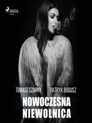 cover image of Nowoczesna niewolnica