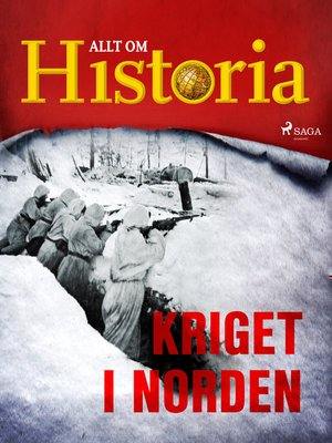 cover image of Kriget i Norden