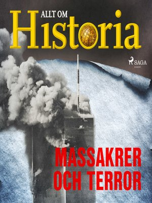 cover image of Massakrer och terror