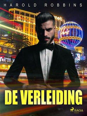 cover image of De verleiding