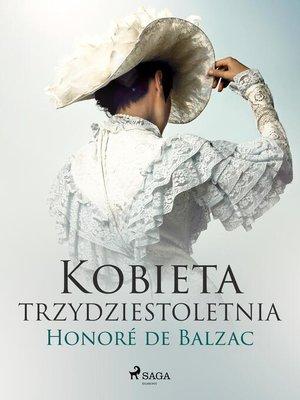 cover image of Kobieta trzydztestoletnia