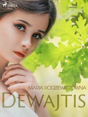 cover image of Dewajtis