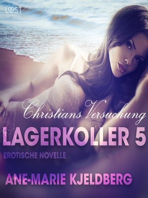 cover image of Lagerkoller 5--Christians Versuchung
