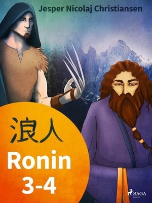 cover image of Ronin 3-4