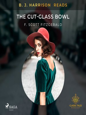 cover image of B. J. Harrison Reads the Cut-Glass Bowl