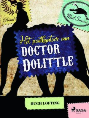 cover image of Het Postkantoor van Doctor Dolittle