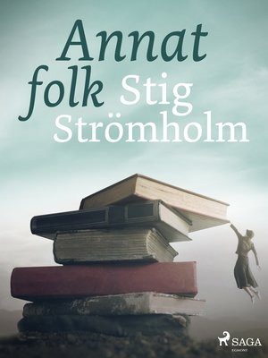 cover image of Annat folk