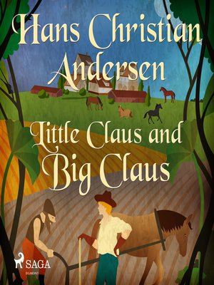cover image of Little Claus and Big Claus