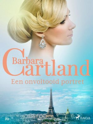 cover image of Een onvoltooid portret