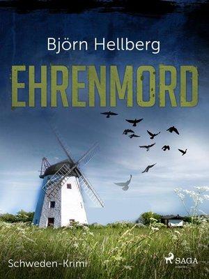 cover image of Ehrenmord--Schweden-Krimi