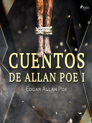 cover image of Cuentos de Allan Poe I