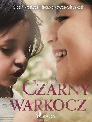cover image of Czarny warkocz