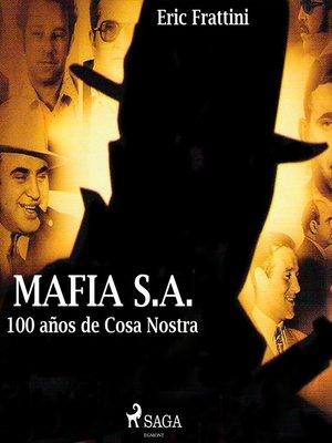 cover image of Mafia SA