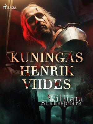 cover image of Kuningas Henrik Viides