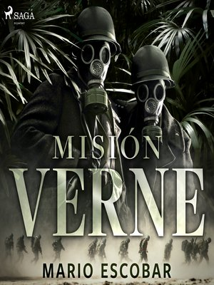 cover image of Misión Verne