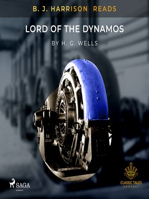 cover image of B.J. Harrison Reads Lord of the Dynamos