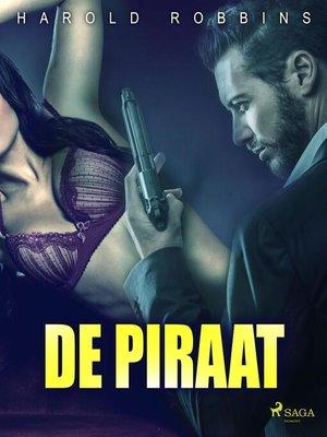 cover image of De piraat