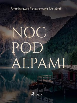 cover image of Noc pod Alpami