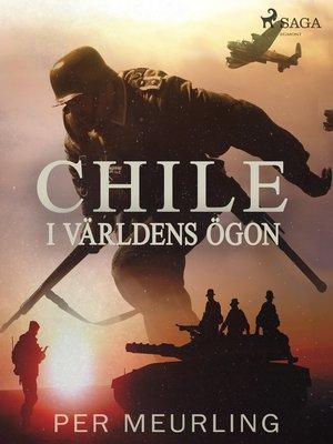 cover image of Chile i världens ögon