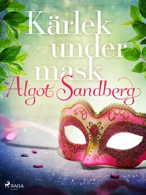 cover image of Kärlek under mask