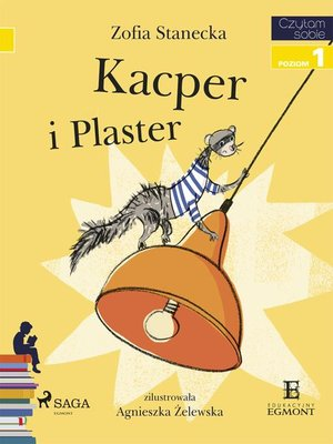 cover image of Kacper i Plaster
