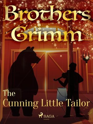 cover image of The Cunning Little Tailor