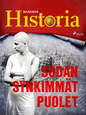 cover image of Sodan synkimmät puolet