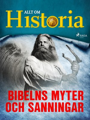 cover image of Bibelns myter och sanningar