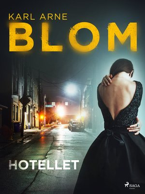 cover image of Hotellet