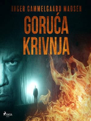 cover image of Goruća krivnja