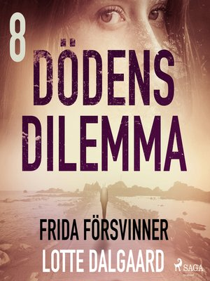 cover image of Dödens dilemma 8--Frida försvinner
