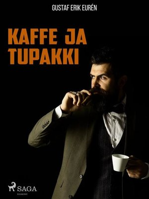 cover image of Kaffe ja tupakki