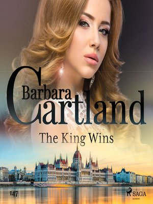 cover image of The King Wins (Barbara Cartland's Pink Collection 147)