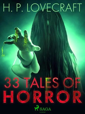 cover image of 33 Tales of Horror