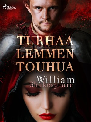 cover image of Turhaa lemmen touhua