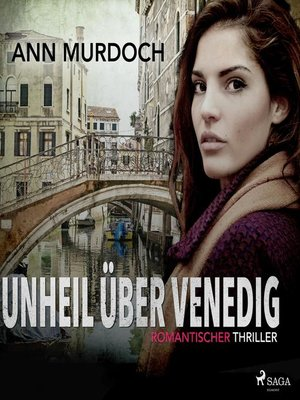 cover image of Unheil über Venedig