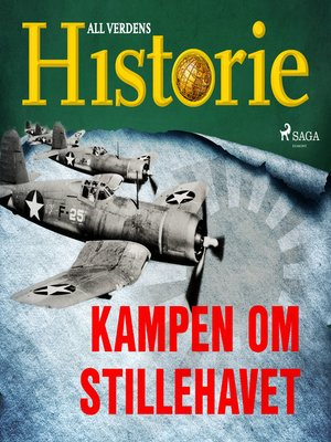cover image of Kampen om Stillehavet