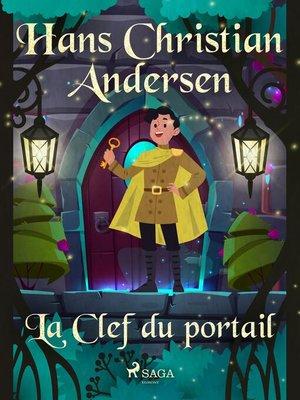 cover image of La Clef du portail